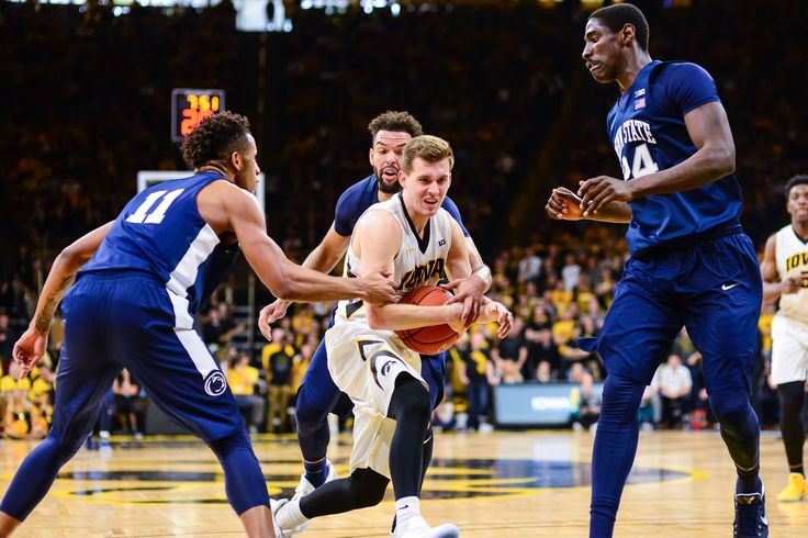 Penn State vs Iowa Preview: Both Teams Look To Bounce Back