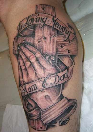 Holly Cross Tattoos Just The Rugged Not Hands Tats And Piercings Pinterest Tattoo Designs Hand