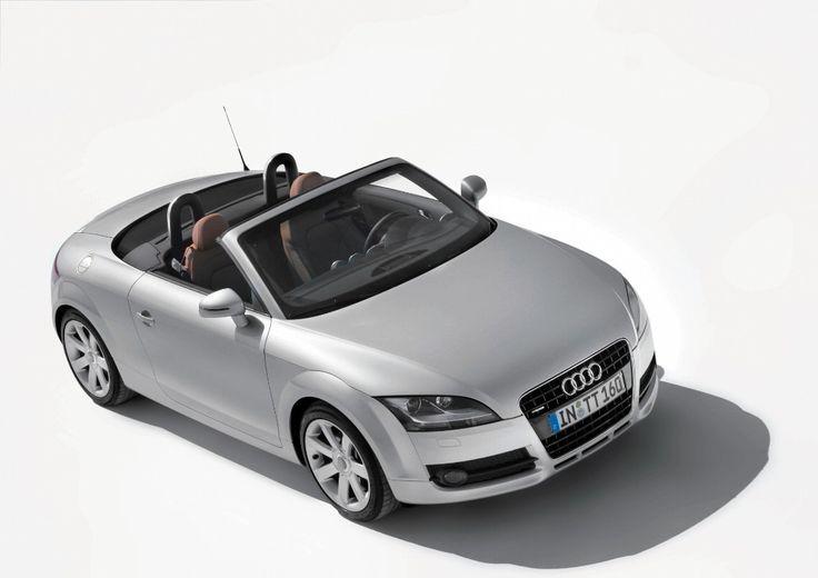Cool Audi: 2007 Audi TT Roadster...  CARS Check more at http://24car.top/2017/2017/07/21/audi-2007-audi-tt-roadster-cars/