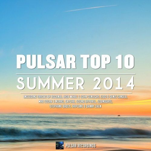FreeDownload: 'Top 10 Summer 2014′  [Pulsar Recordings]