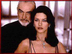 Sean Connery & Catherine Zeta Jones