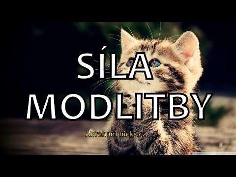 Abraham Hicks - Síla modlitby - YouTube