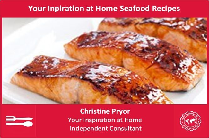 These recipes are quick, easy and delicious. They use the gourmet range of products from Your Inspiration at Home. For more information on the whole range, visit my Facebook page - www.facebook.com/ChristinePryorYIAH