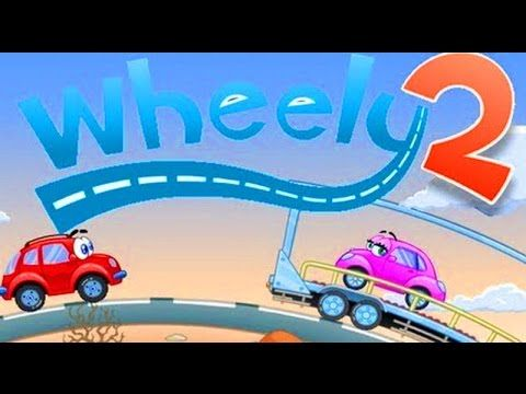 wheely 2 walkthrough car game cartoon for kids