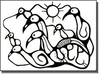 Norval Morrisseau Template (1)