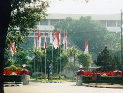 Indonesian independence day every 17th of August.