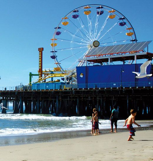 Must Try Santa Monica Beach Activities For The Whole Family