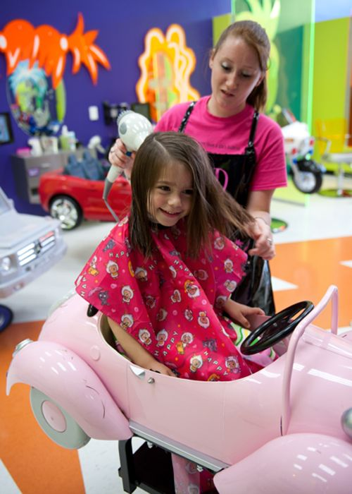 At Shear Madness kid's haircuts are our specialty ~ Visit any of our  boutique hair salons. Kids SalonHair Salon For ...