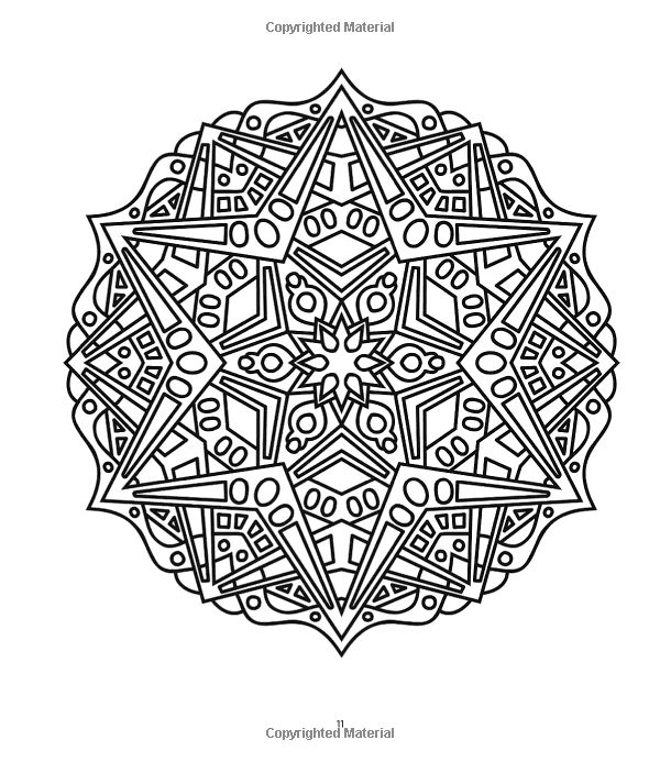 Mandala Coloring Book Inspire Creativity Reduce Stress And Bring Balance Jim Gogarty