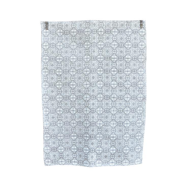 Morocco Tea Towel White