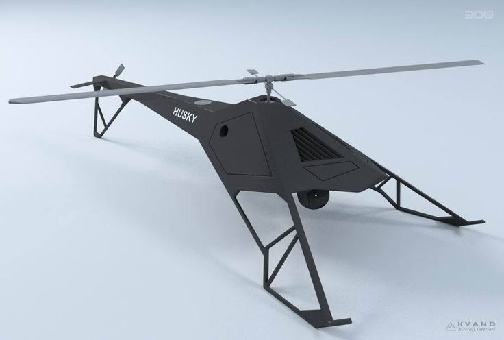 AVSIG: Mini-Drone Helicopter