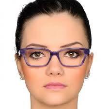 Resultado de imagem para armação oculos grau feminino