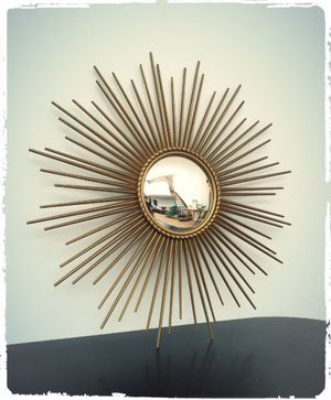 17 best miroirs oeil de sorci res images on pinterest feng shui lights and mirror mirror - Miroir de sorciere ...