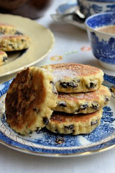 You don't have to be Welsh to enjoy Welsh Cakes! They are incredibly easy to make and if you don't have a traditional griddle, then a heavy cast iron frying pan can be used instead.