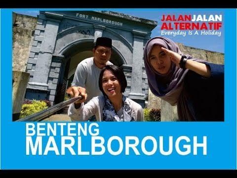 Benteng Marlborough Bengkulu   Jalan Jalan Alternatif Endik Koeswoyo & D...