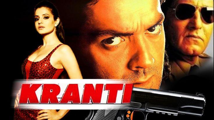 nice Kranti (2002) Bollywood Full Action Movie   Bobby Deol, Vinod Khanna, Ameesha Patel, Rati Agnihotri