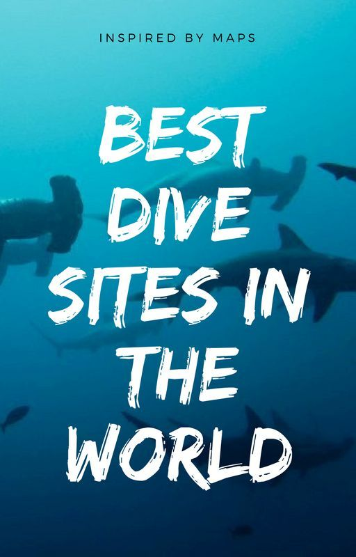 Wondering what the Best Dive Sites in the World are? For beginners? Liveaboards, wildlife, cheap, land based, whale sharks and mantas! Scuba diving destinations, scuba diving photography coral reefs, best scuba diving destinations in the world bucket list ideas,  malta diving, galapagos diving, thailand diving, new zealand scuba diving, sipidan diving, hawaii diving, easter island diving, Check it out!  ☆☆ Travel Guide / Ideas by #Inspiredbymaps ☆☆