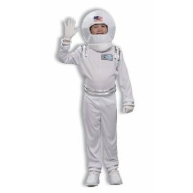USA Astronaut Childrens Halloween Costume