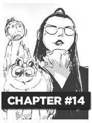 NUSANTARANGER | Penjaga Marcapada | Book 4 HITAM ch. #14