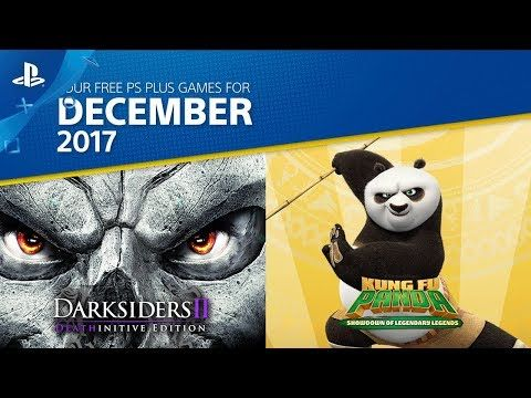 PlayStation Plus - Free PS4 Games Lineup December 2017 | PS4 - http://eleccafe.com/2017/11/29/playstation-plus-free-ps4-games-lineup-december-2017-ps4/
