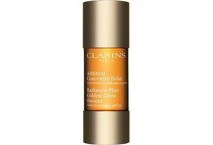 Clarins - Clarins Radiance-Plus Golden Glow Booster itseruskettava tiiviste 15 ml