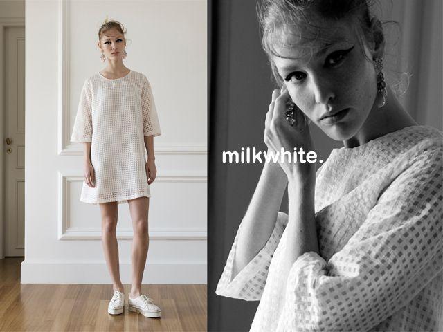 milkwhite. SS 15