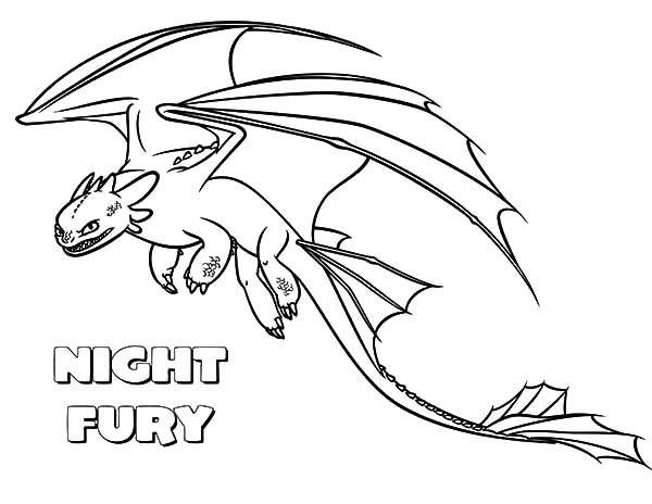 Night Fury Dragon Coloring Pages In 2020 Dragon Coloring Page Night Fury Dragon Coloring Pages