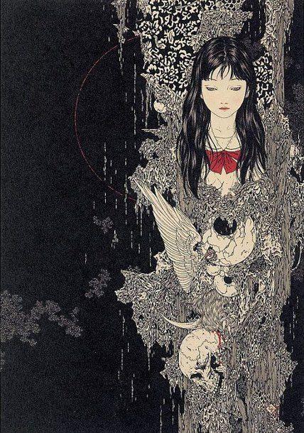 Oscuridad en la luz… Takato Yamamoto