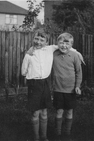 Boyhood Friends 1930s