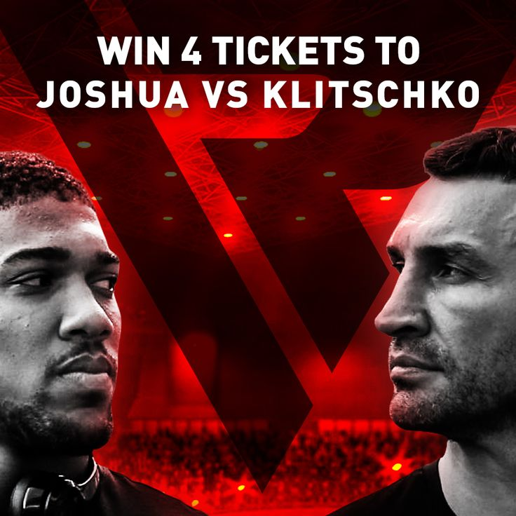 RDX Sports brings you the best comparison and overview for the Joshua and Klitschko fight that will redefine the concept of Age before Experience for you.