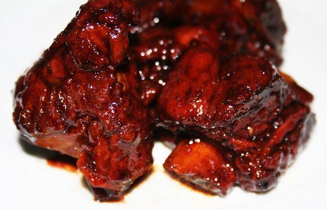 La Cuisine de Bernard : Les Travers de Porc Cantonais Caramélisés