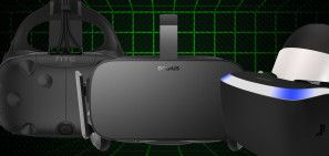 Oculus Rift vs. HTC Vive vs. Playstation VR: Which Should You Buy? #tech