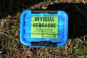 """I understand that you're probably wondering what geocaching is, in the wise words of Kate it's an adult scavenger hunt. A proper definition would be """"Geocaching is a real-world, outdoor treasure hunting game using GPS-enabled devices. >>> Have you Geocached? Has it brought you to any interesting places?"""