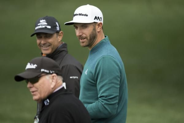 World No. 1 Dustin Johnson was forced to withdraw from the Masters on Thursday after he sustained a lower back injury on Wednesday,…