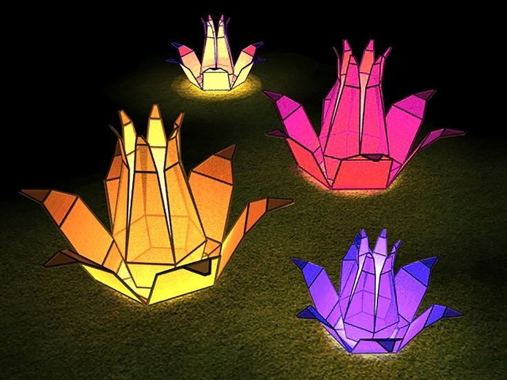 Fundacja Lux Pro Monumentis - Kwiaty Łódzkich Witraży Light Move Festival | Artyści - Light Move Festival
