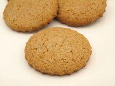 Cookies de avena con harina integral y miel - MisThermorecetas