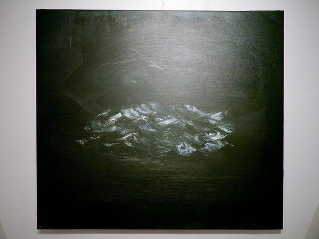 untitled / Kanako Ito  oil painting (2011)  webshop:http://artlife-garden.com/?pid=42323551