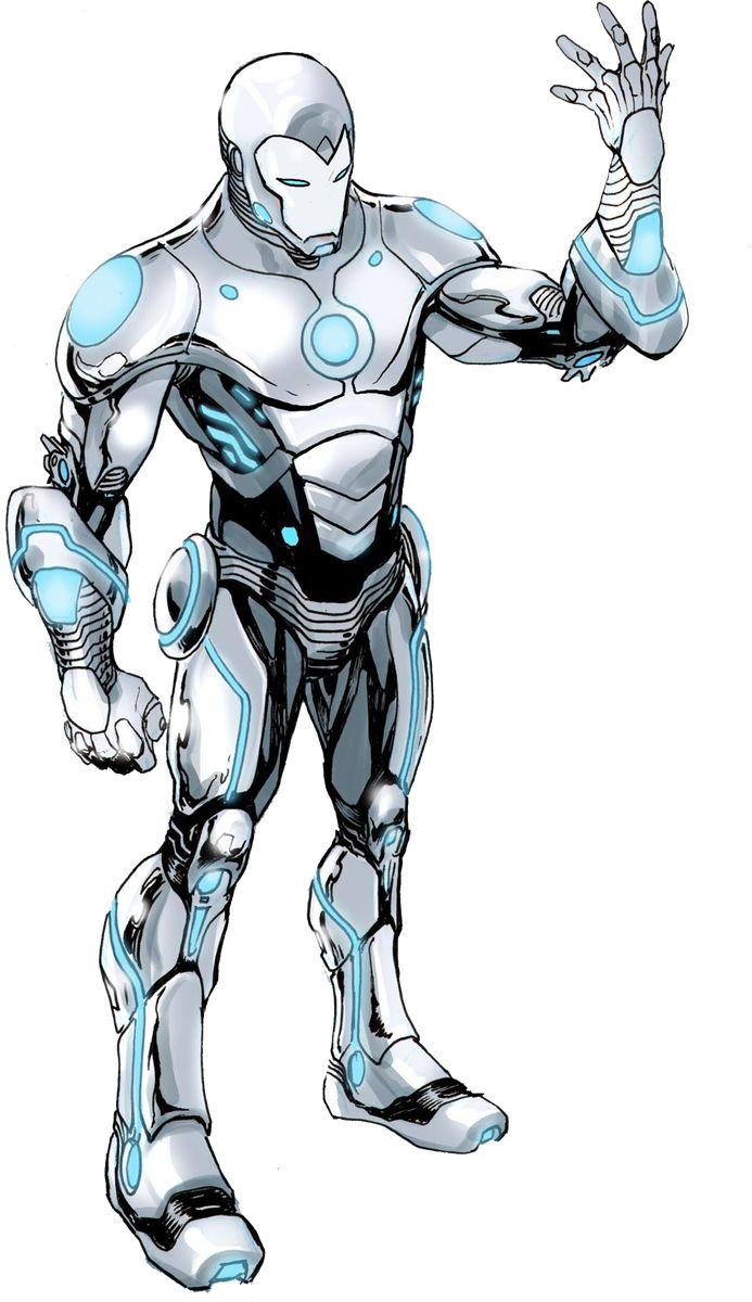 Homem de Ferro Superior                                                                                                                                                      Mais