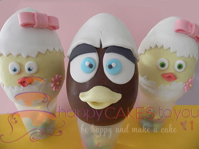 17 migliori idee su uova di pasqua su pinterest decorare - Uova di pasqua decorate ...