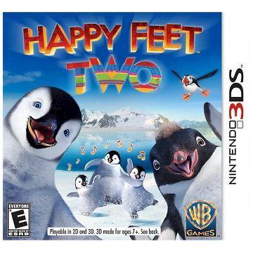 Happy Feet Two (Nintendo 3DS)