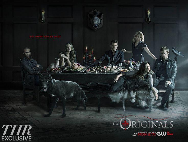 'The Originals' Season 2 Poster Warns of Potential Dangers - Hollywood Reporter