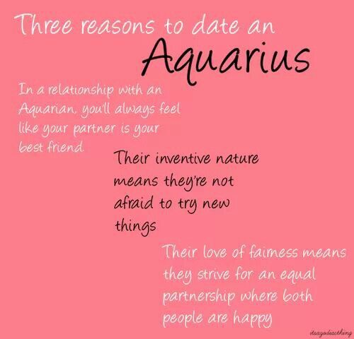 Love an Aquarius today with your heart.