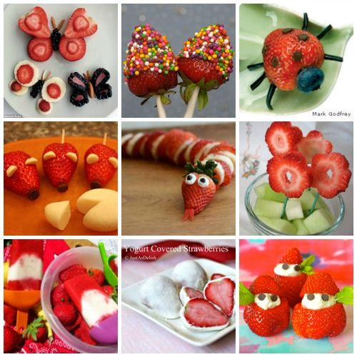9 Things to do with Strawberries