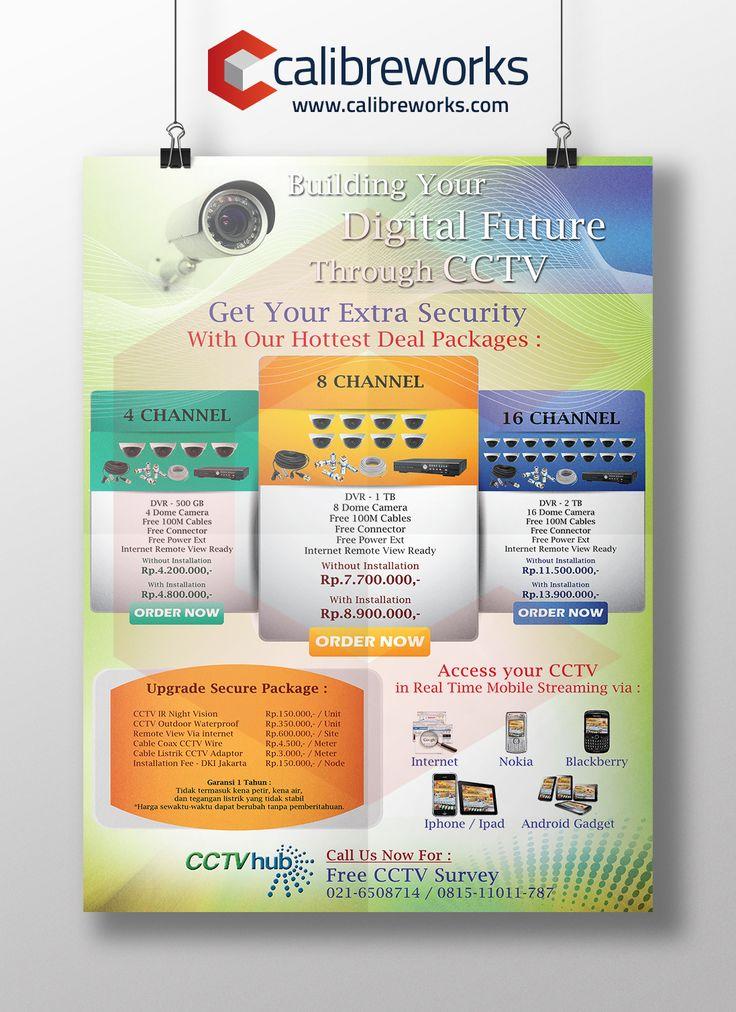 Brochure Cctv S T A T I O N E R Y In 2019