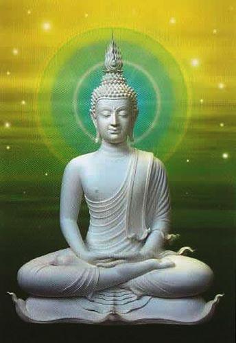 Buddha... Om Muni Muni Mahamuni Shakyamuniye Soha por arjuna_zbycho