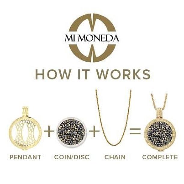 Colgantes personalizados #MiMoneda Cada día, un estilo diferente.  http://www.larrabe.com/tienda/1096-mi-moneda