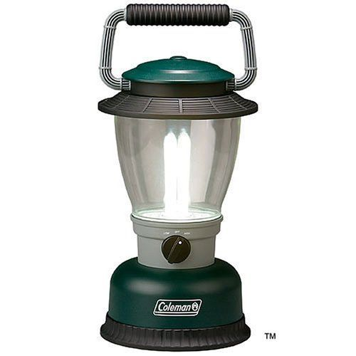 Coleman Rugged Battery Powered Lantern Family Size ** Visit the image link more details.