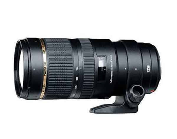 Tamron SP 70-200mm f/2.8 Di VC USD Lens for Canon