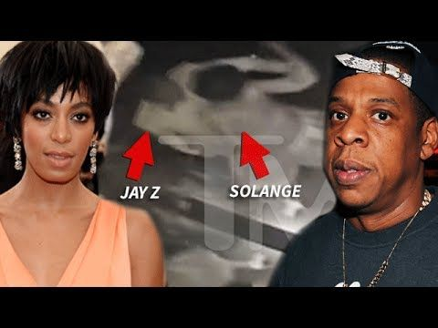 UPDATE: TMZ has released another 3 minutes of elevator footage. | Shocking Video Surfaces Of Jay Z Being Physically Attacked By Solange Knowles In An Elevator