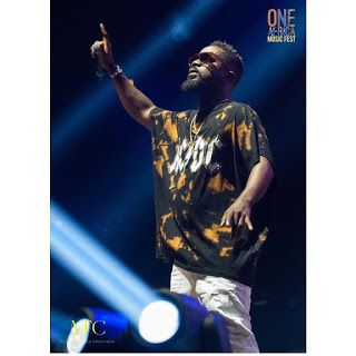 Organizers Of One Africa Music Fest Apologize To Sarkodie